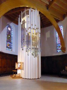 Concert de Noël Orgue et Chant à l'église de Bourg d'Oisans