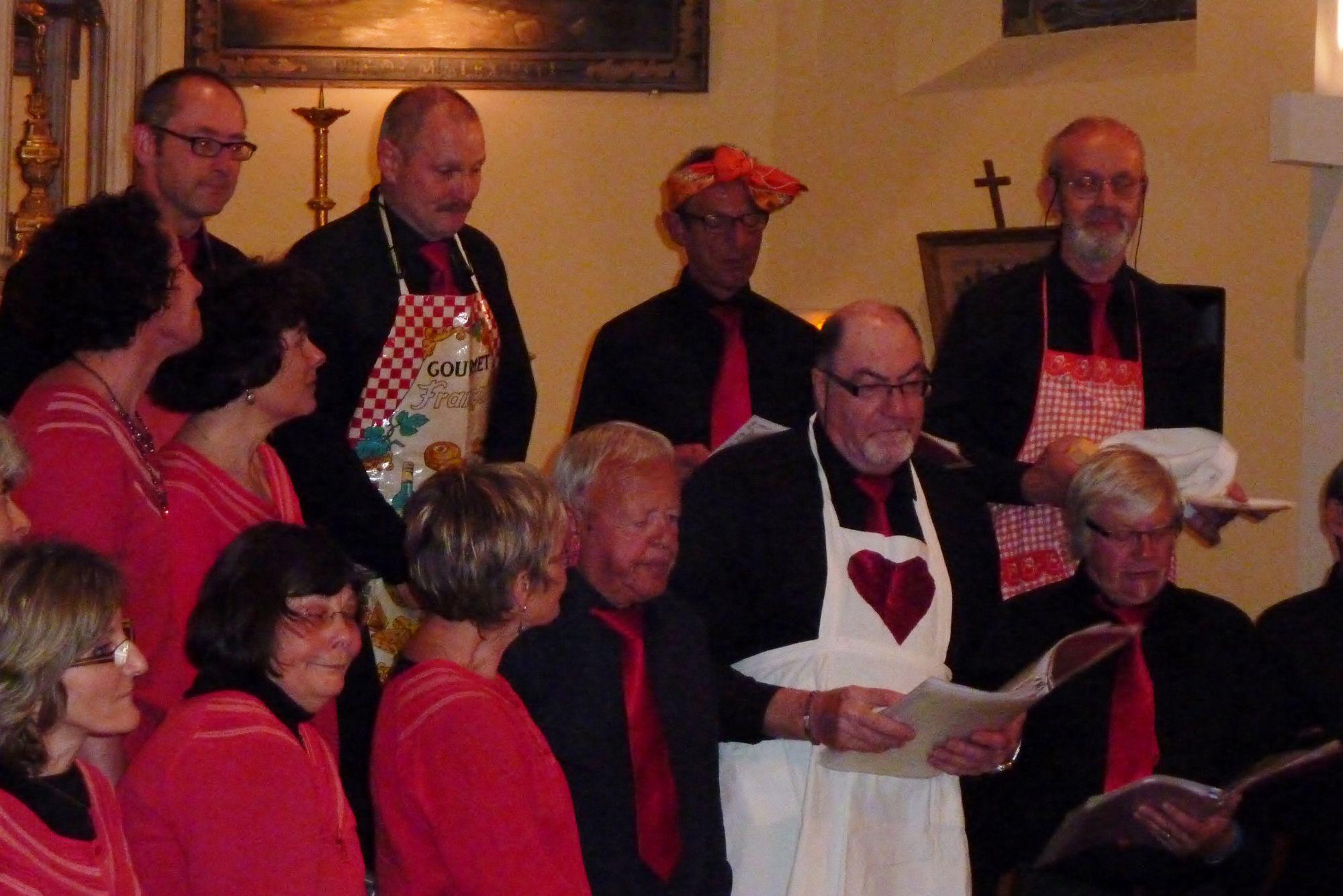 Quand les hommes chantent la vaisselle ... 8 juin 2013
