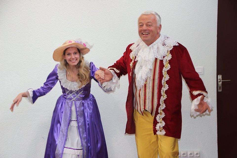 La Révolution - Le Roi et la Reine