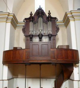 Concert à l'église de Vizille